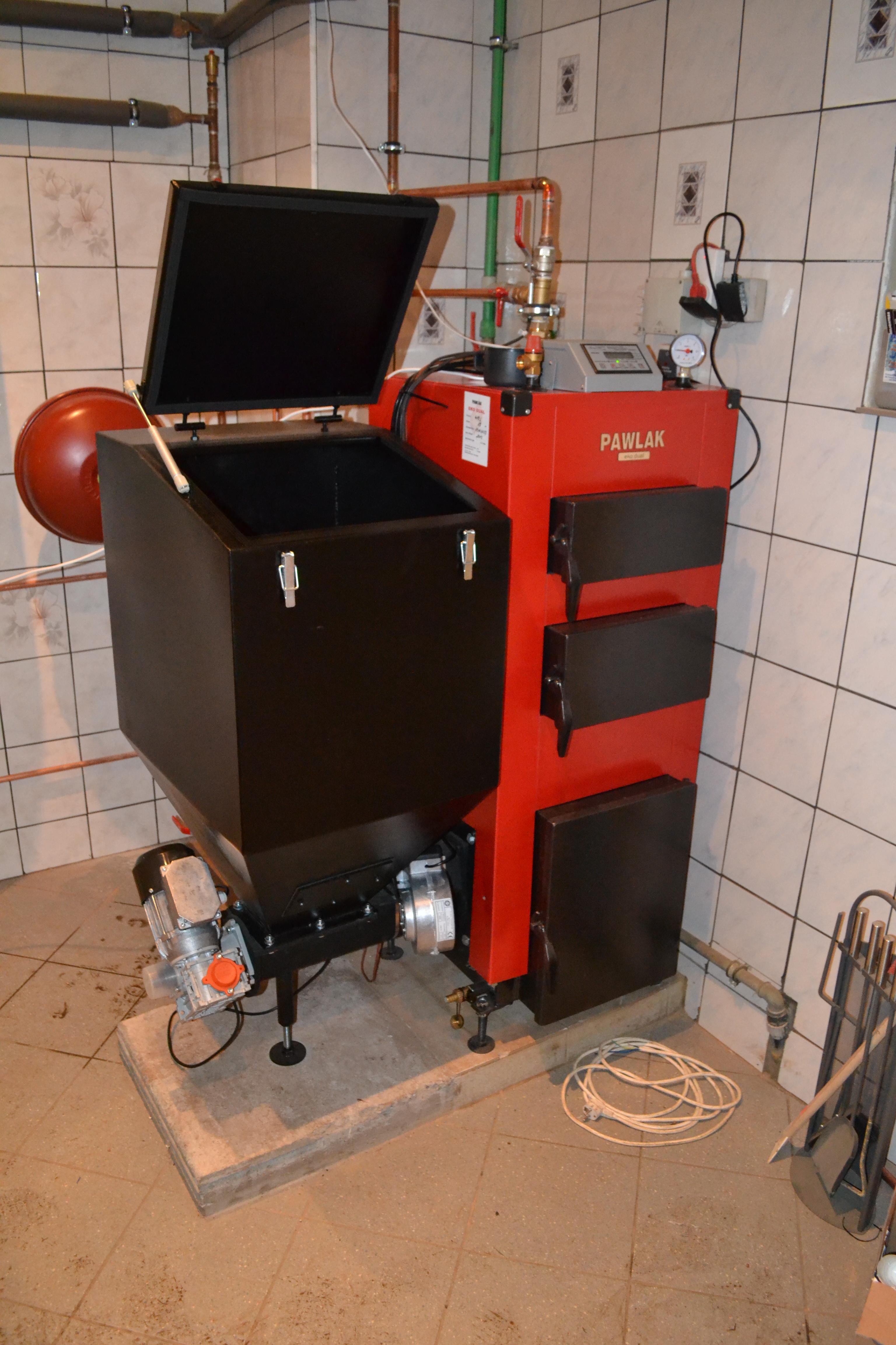 Automatický kotel PAWLAK ZKKP EKO-CLASIC 10kW cena platná při montáži naší spol