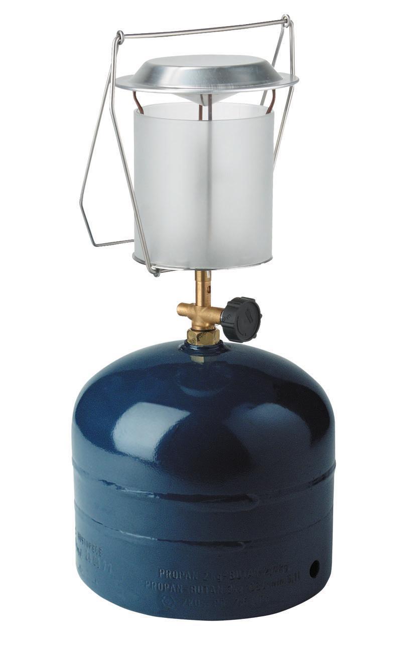 Lampa JUGO 2 na propan butan